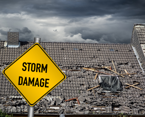 Storm Damage Insurance Inspection Billings Home Inspections Wind Mitgation