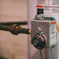 Water heater - included in applicances checked during home inspection